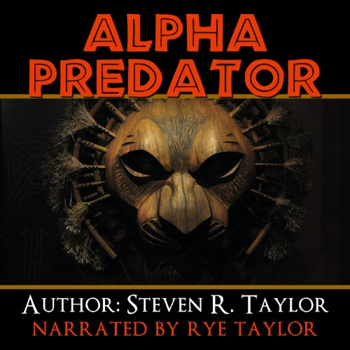 Alpha Predator audiobook cover art
