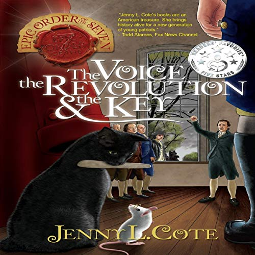 The Voice, the Revolution and the Key Audiobook By Jenny L. Cote cover art