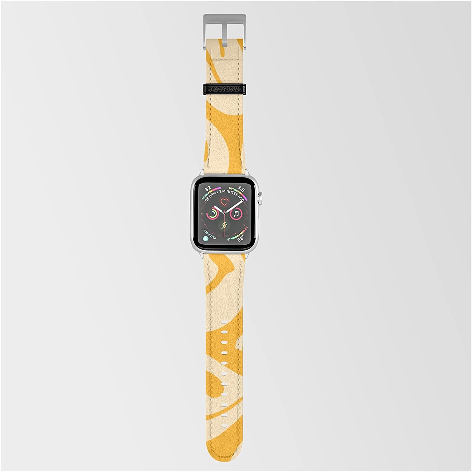 Liquify Honey by More Jamie Smartwatch Compat Preston Tampa Mall unisex Band on