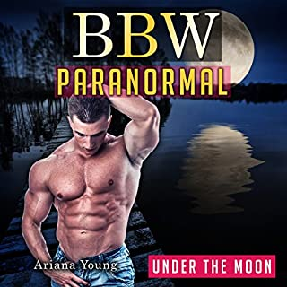 Under the Moon: BBW Paranormal audiobook cover art