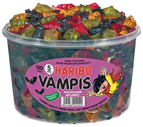 Haribo Vampis, 1er Pack (1 x 1,35kg Dose)