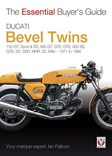 Ducati Bevel Twins: Essential Buyer's Guide (English Edition)