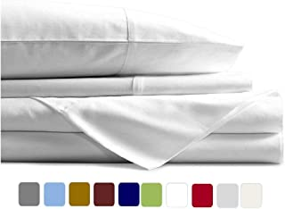 Best wrinkle free 420 thread count cotton sheet set Reviews