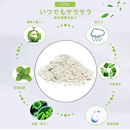 GFUN『珪藻土バスマット』