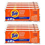 Washing Machine Cleaner by Tide, 10 Count Box,...