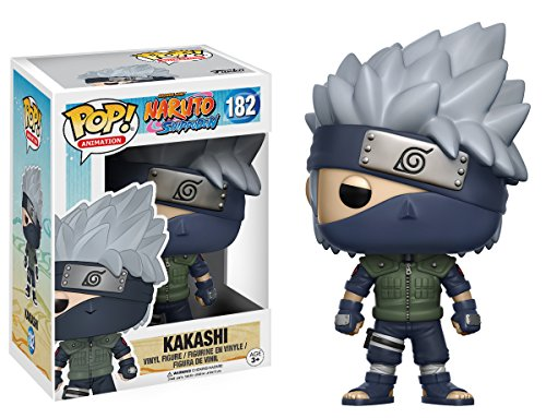 Funko - Kakashi Figura de Vinilo, colección de Pop, seria Naruto Shippuden (12450) 2