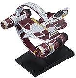 Bandai Vehicle Model 009 Star Wars Jedi Starfighter Plastic Model Maqueta Longitud Aproximadamente 55mm
