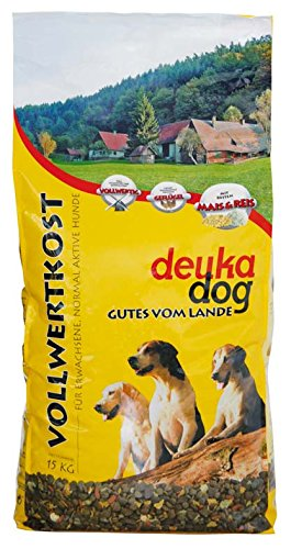 GS-Futtermittel 2 x 15 kg Deuka Dog Vollwertkost