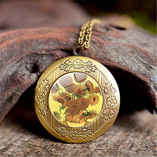 DZX Tiempo Joyas de Piedras Preciosas, Hermosa Naturaleza Muerta Planta de Flor...