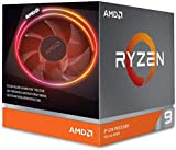AMD Ryzen 9 3900X 12-core, 24-thread unlocked desktop processor with...