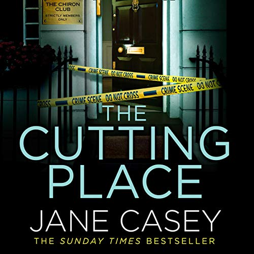 Couverture de The Cutting Place
