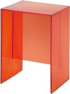 Kartell MAX-BEAM Tabouret/Table, orange