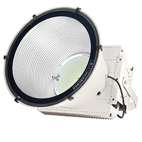 Proyectores LED Exterior Foco Proyector LED de iluminación de Edificio Súper Brillante Impermeable, Focos de Seguridad LED de alta Potencia para Exteriores para Parque Infantil, Sitio de Construcción