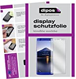 dipos I 6X Schutzfolie klar kompatibel mit Doogee BL12000 Folie Bildschirmschutzfolie