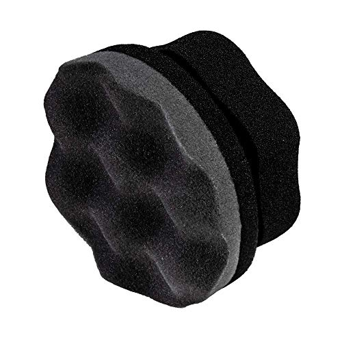 Adam's Pro Tire Hex Grip Applicator – Tire Shine Car Detailing Foam Sponge Tool | Car Cleaning Supplies After Car Wash…