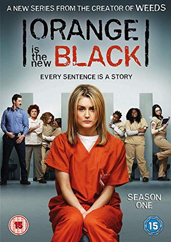 Orange Is The New Black - Season 1 [DVD] [2013] by Taylor Schilling