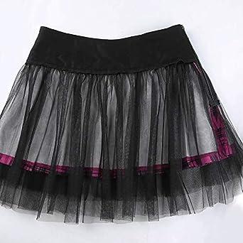 Women Ruched Ruffle Mini Skirt High Waisted Stretch Pleated Tennis Skort A-Line E-Girl Short Skirts