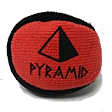 Pyramid Microfiber Ultra Dry Grip Ball (Black/Red)