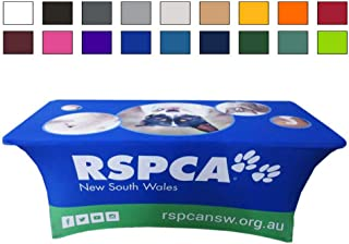 Best full color table covers Reviews