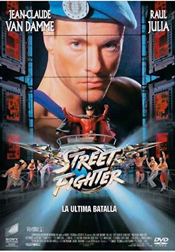 Street Fighter:La Ultima Batalla [DVD]