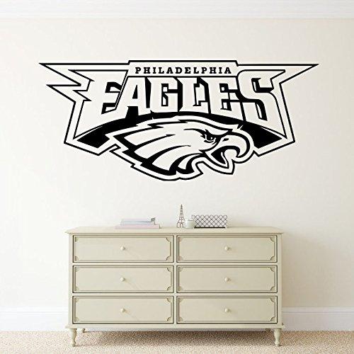 Philadelphia Eagles ADESIVI LOGO DECAL Badge Emblema NFL FOOTBALL