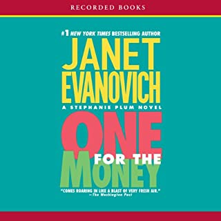 One for the Money audiobook cover art