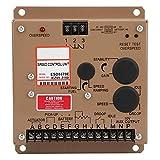 Regulador del controlador de velocidad del generador ajustable Regulador de velocidad electrónico de respuesta rápida y precisa Partes del grupo electrógeno para el grupo electrógeno