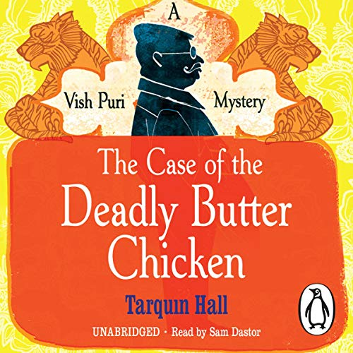 The Case of the Deadly Butter Chicken Titelbild
