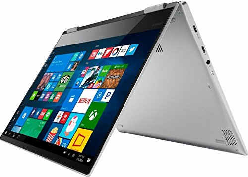 2018 Lenovo Yoga 2-in-1 Ultrabook Flagship 13.3' FHD Touchscreen Backlit Keyboard Laptop | 8th Gen Intel i5-8250U Quad-Core | 8G | 256G SSD | Fingerprint Reader | Built Windows Ink | Windows 10