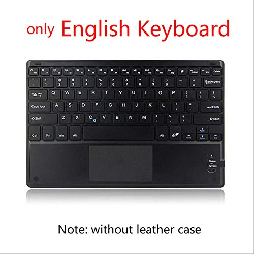 XXIUYHU Für Huawei Mediapad T3 10 Bluetooth Tastatur Ledertasche Für Huawei Honor Play Pad 2 9,6 Zoll Ags-L09 W09 Mehrsprachige Sprache China Nur Tastatur