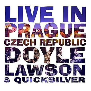 Live in Prague, Czech Republic