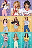 TWICE [WHAT IS LOVE?] 5th Mini Album [ B ] VER. CD+PhotoBook+PhotoCard+Sticker+TRACKING NUMBER K-POP SEALED