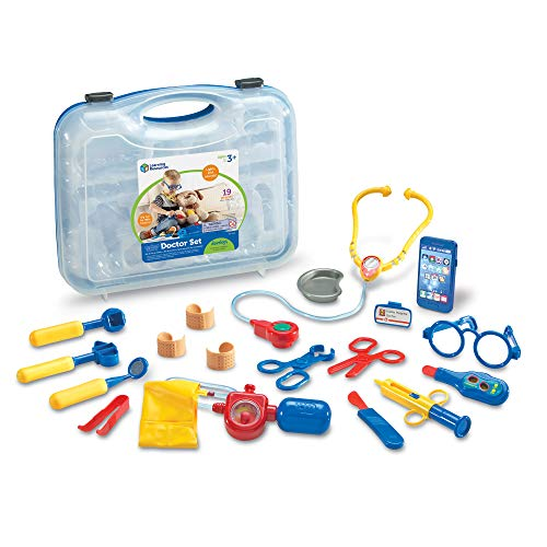 Learning Resources Kit du Docteur Pretend & Play