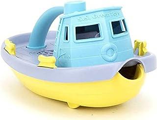 GT Tug Boat Assortment - Grey/Yellow/Turquoise