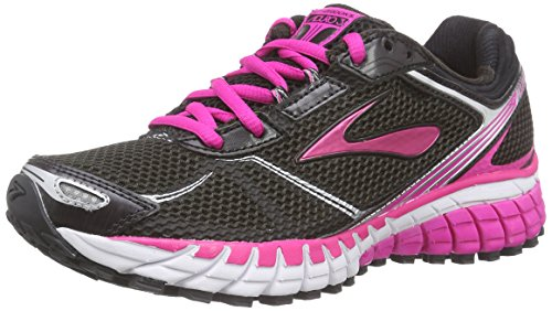 BrooksAduro 3 - Scarpe Running Donna, colore multicolore ( phantom / neonmagenta / black ), taglia 42