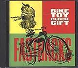 Bike Toy Clock Gift