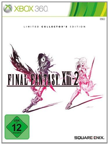 Final Fantasy XIII-2 - Limited Collector's Edition [Edizione: Germania]
