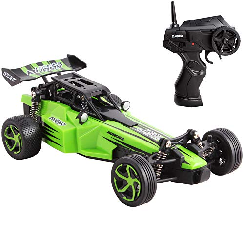 deAO formula 1RC Racing Car 2.4GHz Remote Control High Speed Race vehicle Toy auto 2WD off Road Buggie