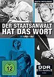 Der Staatsanwalt hat das Wort - Box 6: 1980 - 1981 (DDR TV-Archiv) [4 DVDs]