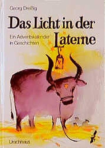 Das Licht in der Laterne. Ein Adventskalender in Geschichten