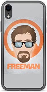 iPhone 6/6s Case Anti-Scratch Gamer Video Game Transparent Cases Cover Gordon Freeman Halflife Gaming Computer Crystal Clear