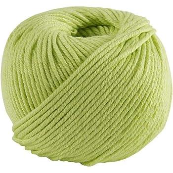 DMC Natura Hilo, 100% algodón, Color 198, Color Verde: Amazon.es: Hogar