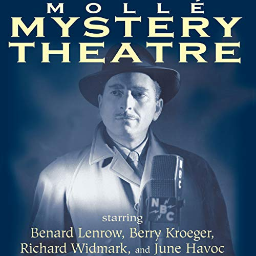 Molle Mystery Theatre audiobook cover art
