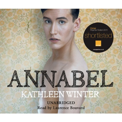 Annabel audiobook cover art