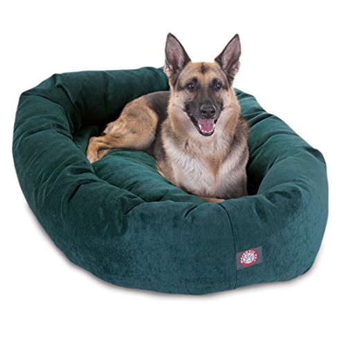 Micro Velvet Bagel By Majestic Pet Products