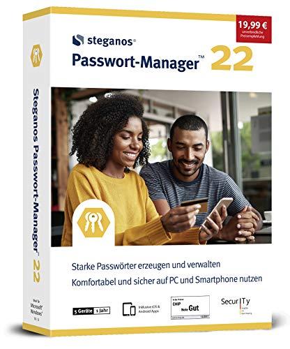 Markt+Technik -  Steganos Passwort