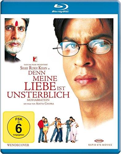 Mohabbatein - Denn meine Liebe ist unsterblich [Blu-ray]