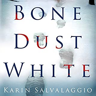 Bone Dust White audiobook cover art