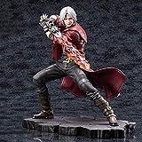 Lianlili Devil May Cry 5 Action Figure Dante Figura Figura di Azione da Devil May Cry Gioco Collectibles 25CM