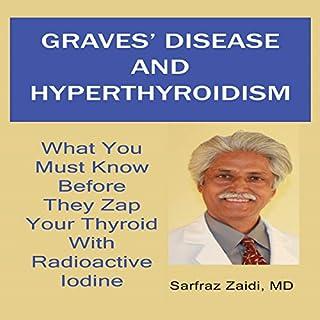 Graves' Disease and Hyperthyroidism audiobook cover art